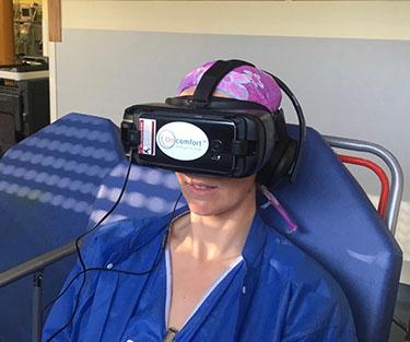 Actualité : un casque de réalité virtuelle au bloc opératoire