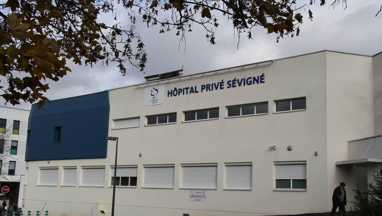 Hôpital Privé Sévigné : nouvelles urgences et nouvelles salles opératoires